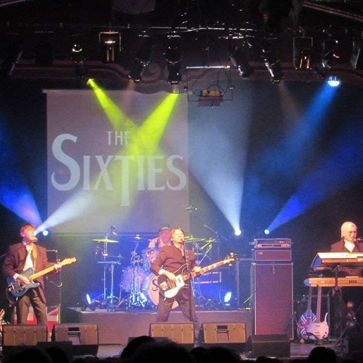 The Counterfeit Sixties @ Rothes Halls - Glenrothes, United Kingdom