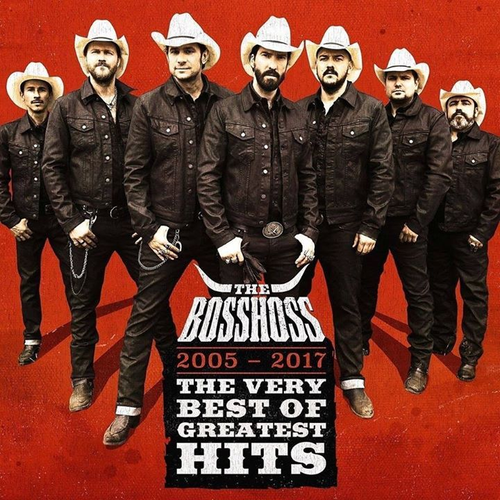 The BossHoss (Official) Tour Dates