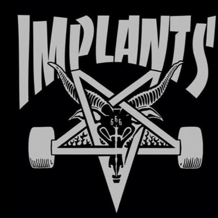 Implants @ Alex's Bar - Long Beach, CA