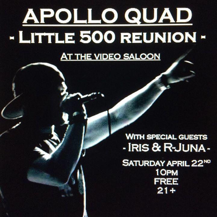 Apollo Quad Tour Dates