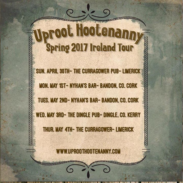 Uproot Hootenanny @ The Village Pump - Lauderdale-By-The-Sea, FL