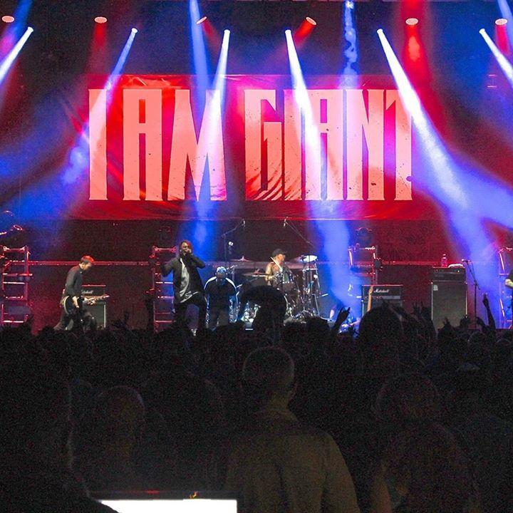 I Am Giant Tour Dates