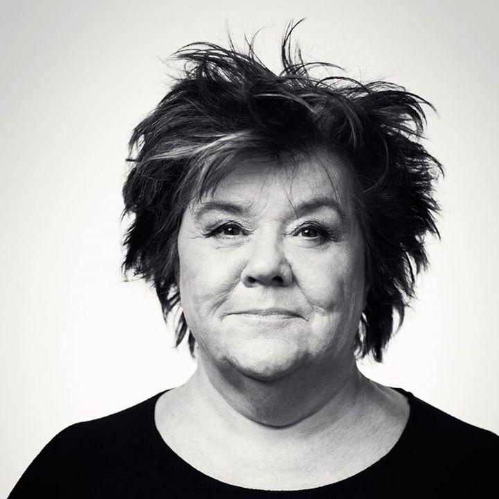 Ann Westin @ VÄSTKUSTEFFEKTEN Parksnäckan i Uppsala Stadsträdgård - Uppsala, Sweden