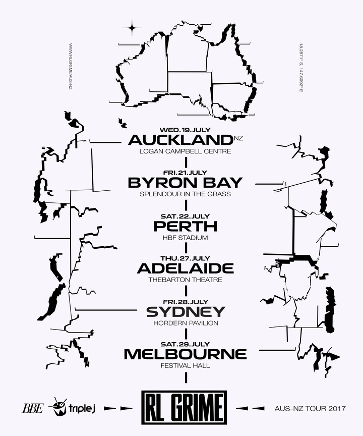 RL Grime @ Thebarton Theatre - Adelaide, Australia