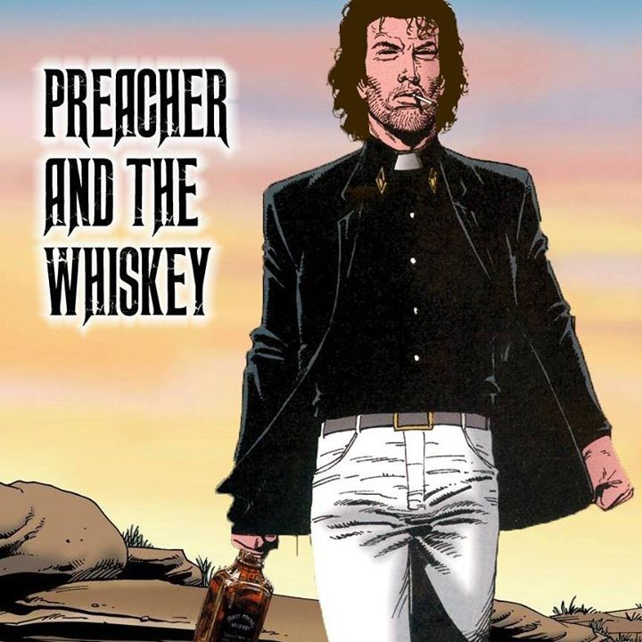 Preacher and the Whiskey Tour Dates