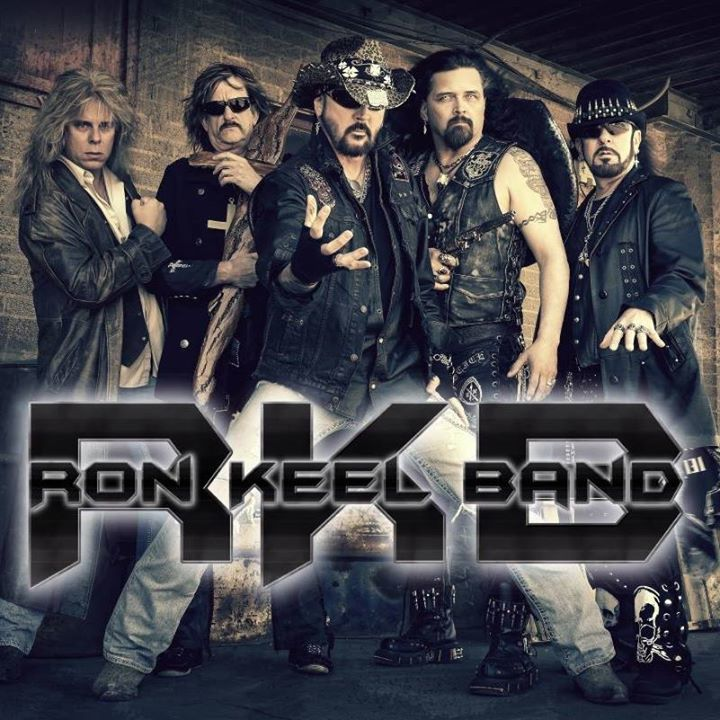 Ron Keel Band Tour Dates