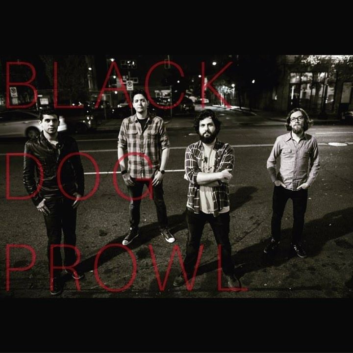 Black Dog Prowl Tour Dates