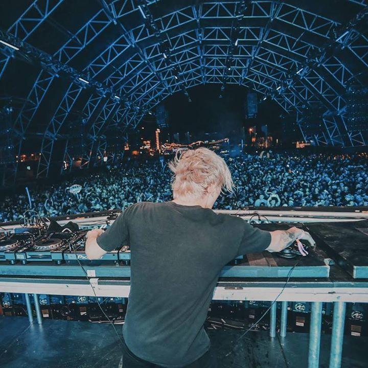 DJ MACA Atomix Tour Dates