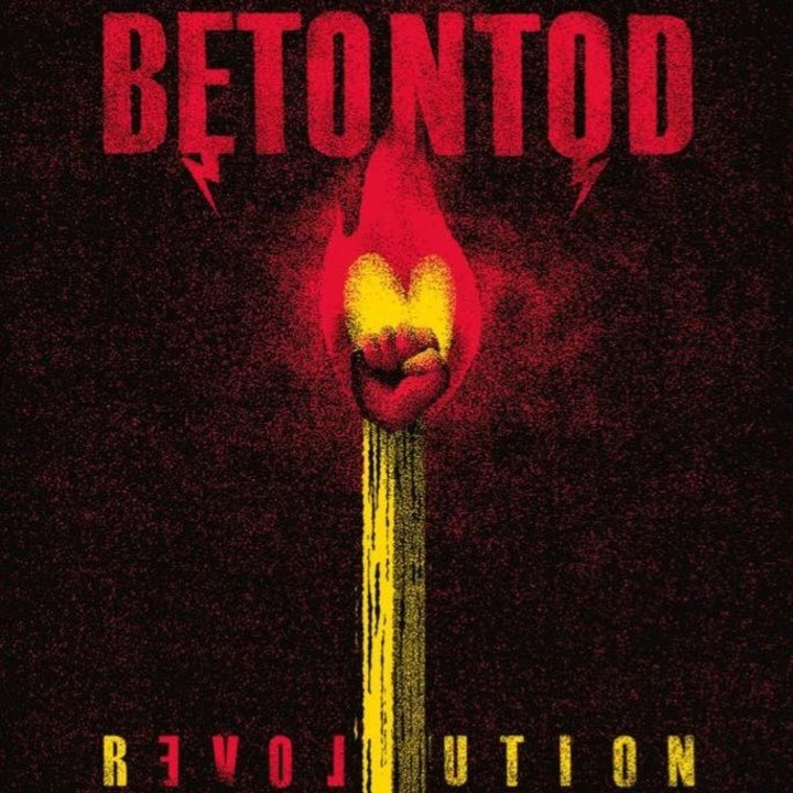 Betontod @ Grosse Freiheit 36 - Hamburg, Germany