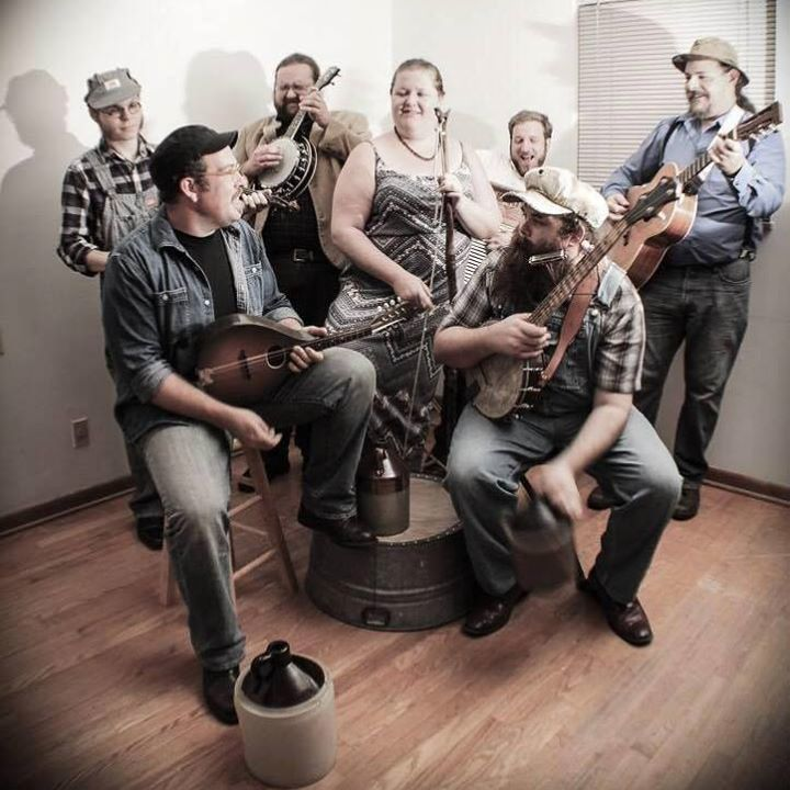 Knox County Jug Stompers Tour Dates