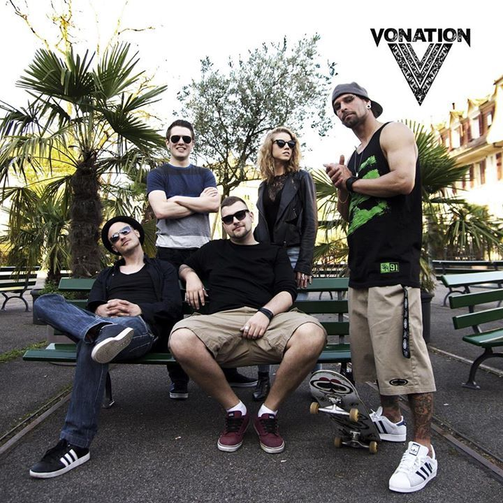 Vonation Tour Dates
