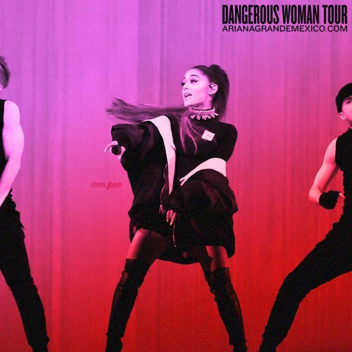 Ariana Daily Tour Dates