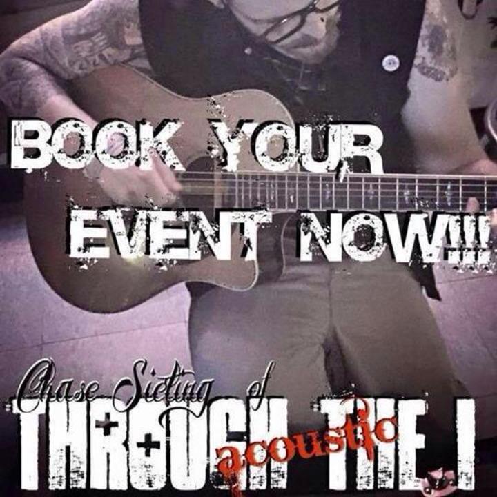 Through The I Tour Dates