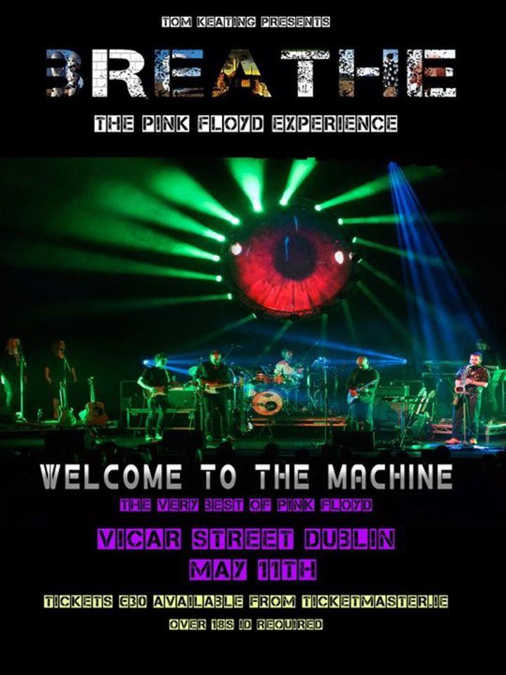 Tom Keating Presents Tour Dates