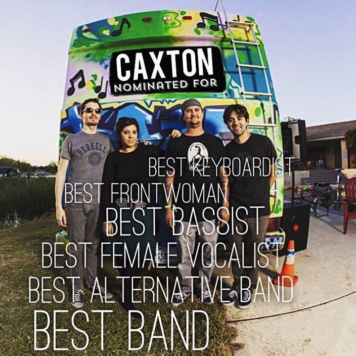 CAXTON Tour Dates