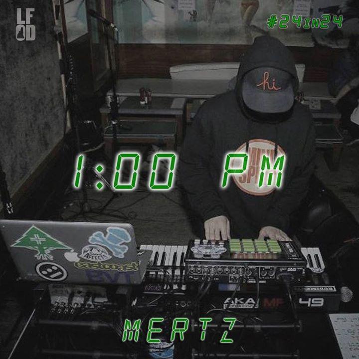 Mertz Tour Dates