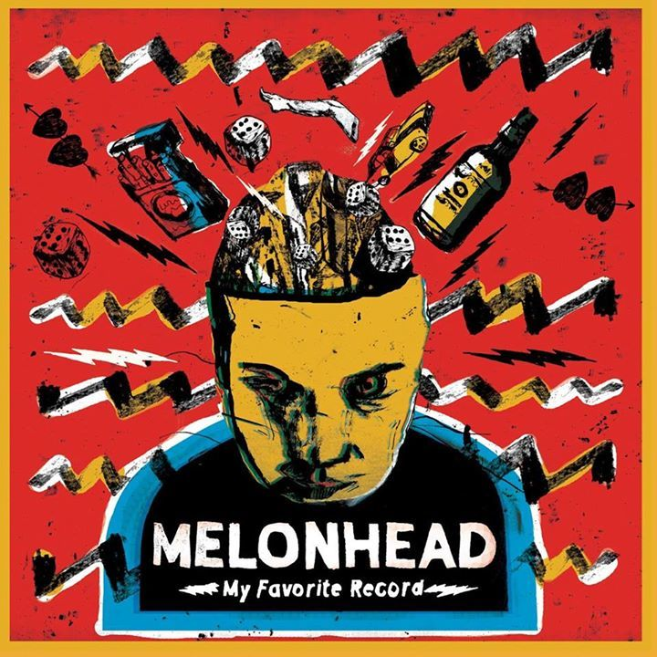 Melonhead @ Hedon - Zwolle, Netherlands