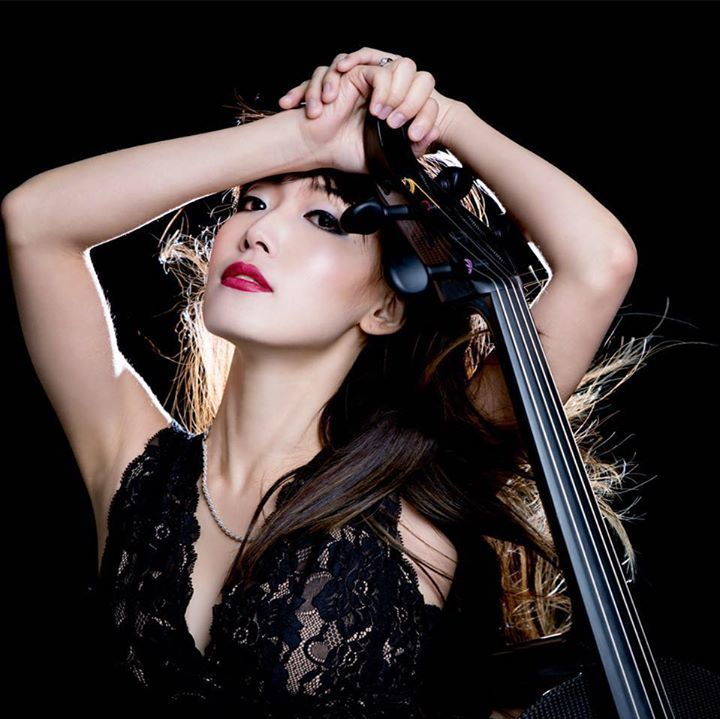 Cellist Mariko Tour Dates