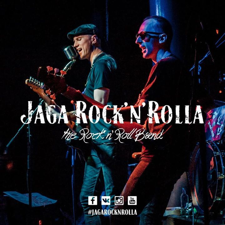 JagaRock'n'Rolla Tour Dates