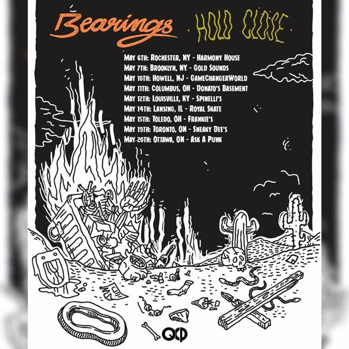 Hold Close Tour Dates