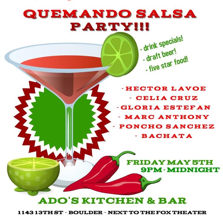Quemando Salsa @ The St Julien Hotel - Boulder, CO