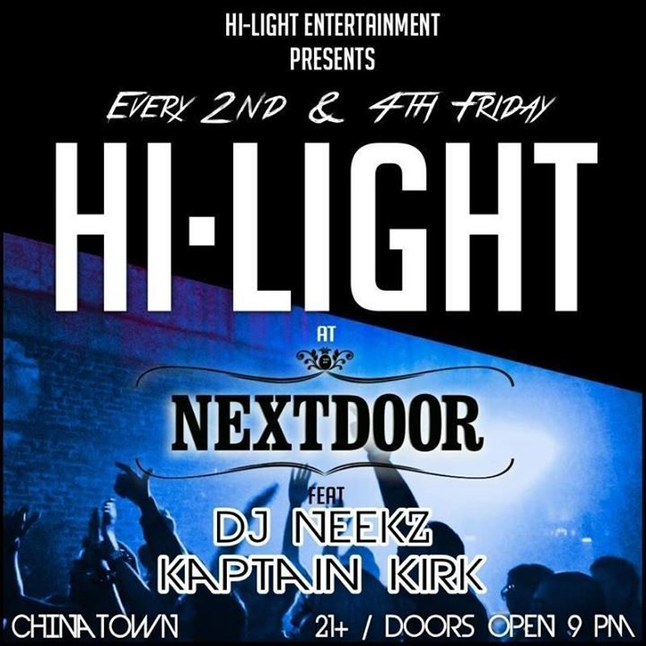 Nextdoor Tour Dates