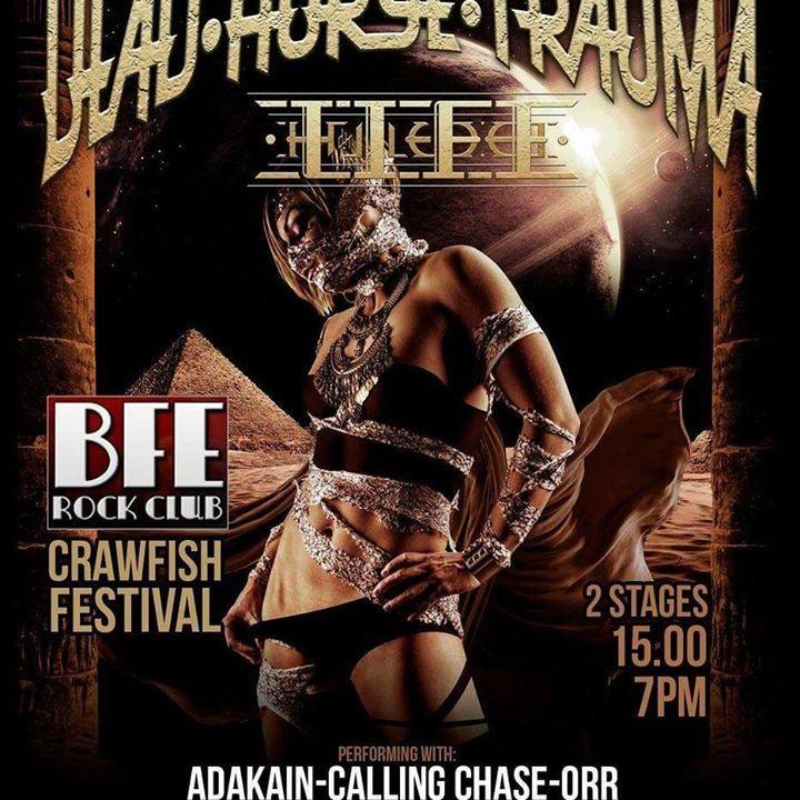 Adakain Tour Dates