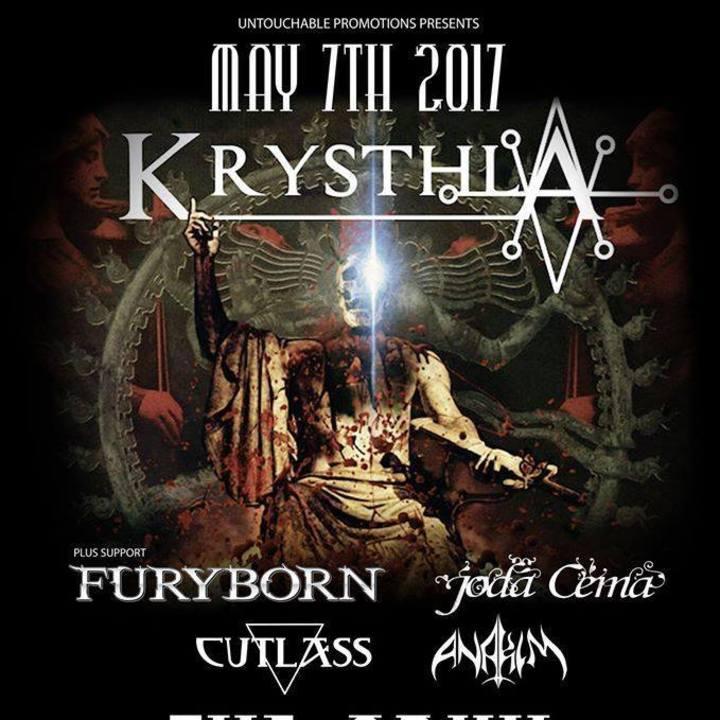 FuryBorn Tour Dates