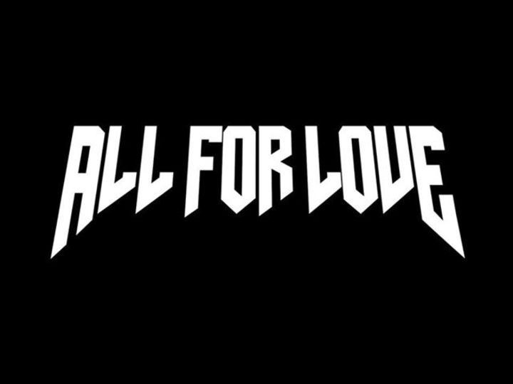 All For Love Tour Dates