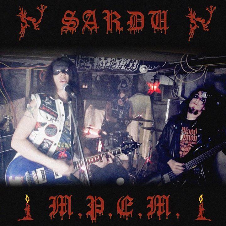 Sardu Tour Dates