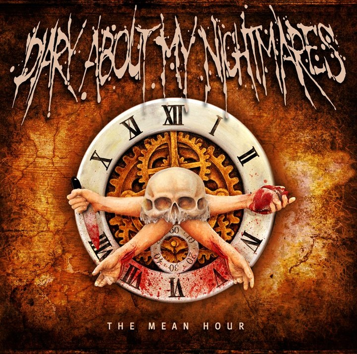Diary About My Nightmares (Official) Tour Dates