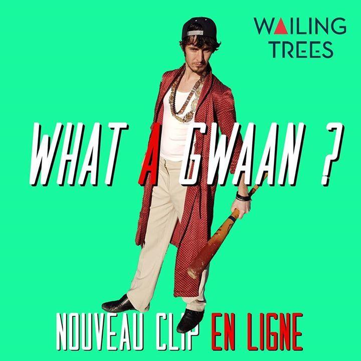 Wailing Trees Tour Dates