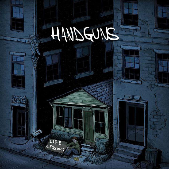 Handguns @ Hard Luck Bar - Toronto, Canada