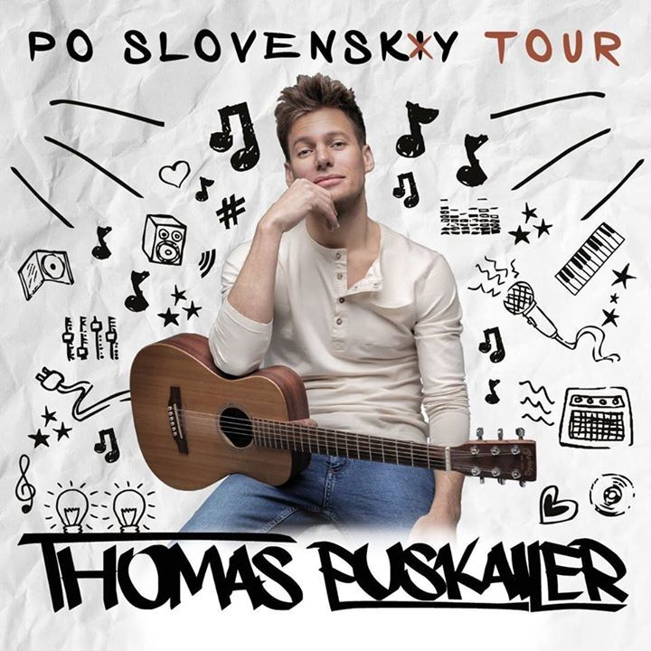 Thomas Puskailer Tour Dates