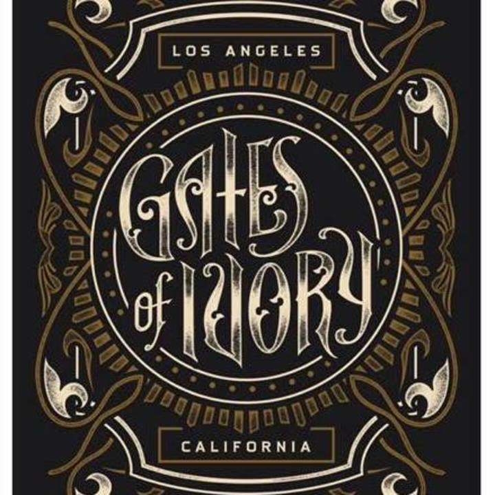 Gates Of Ivory Tour Dates