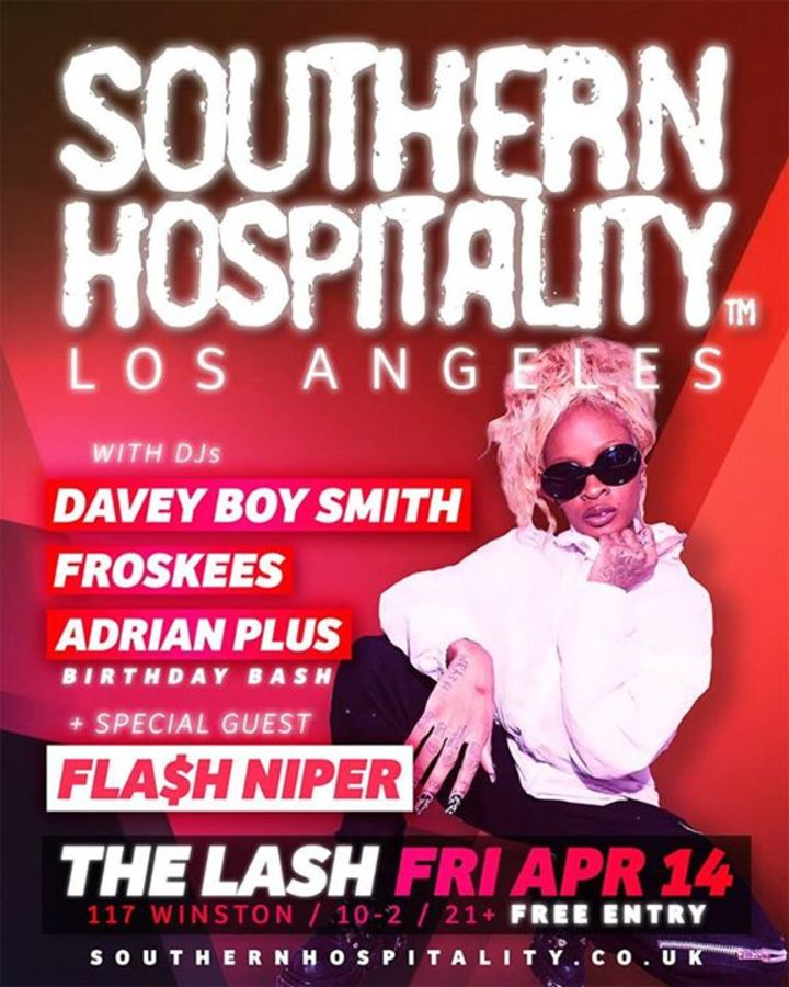 Southern Hospitality Tour Dates