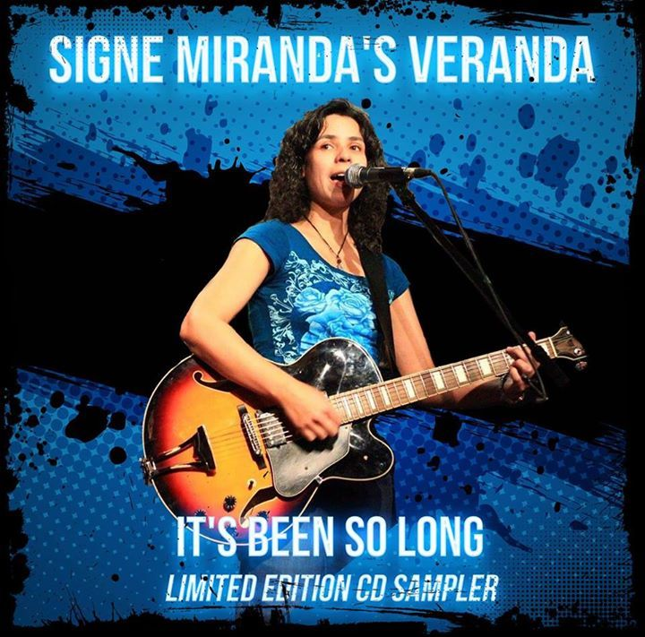 Signe Miranda's Veranda Tour Dates