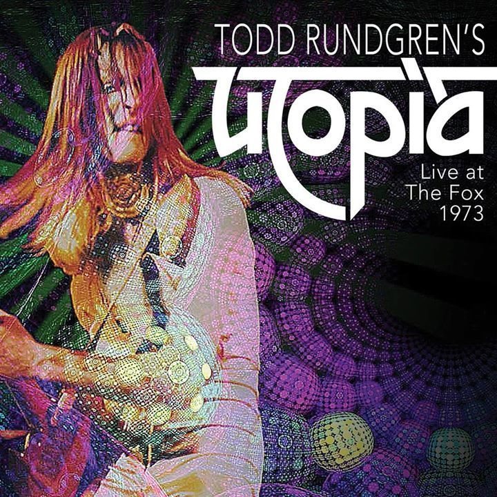 Todd Rundgren For Lack Of Honest Work Tour Dates