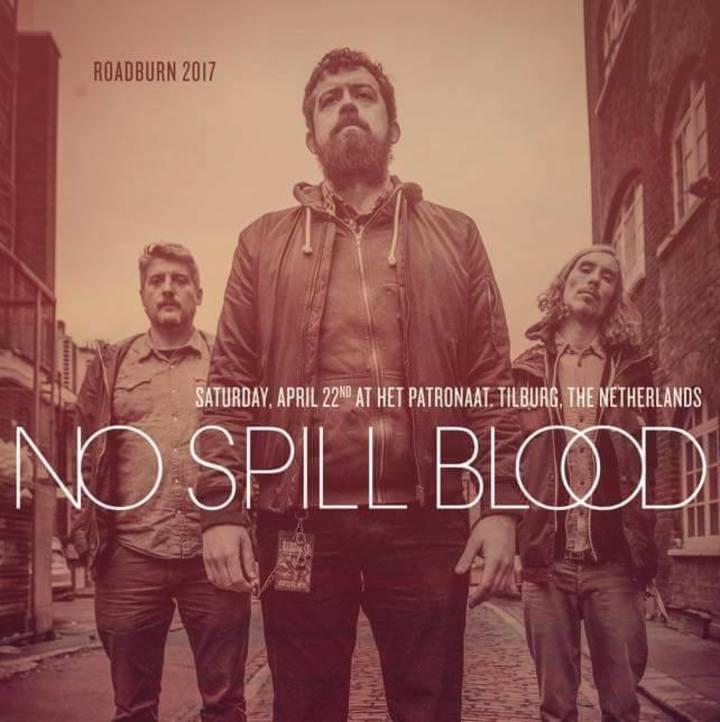 No Spill Blood @ Grand Social - Dublin, Ireland