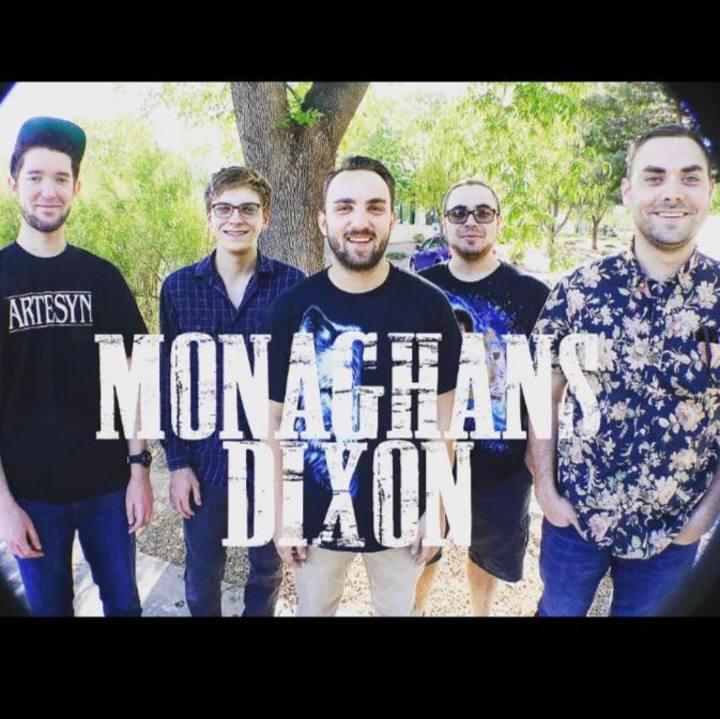 Monaghans Dixon Tour Dates