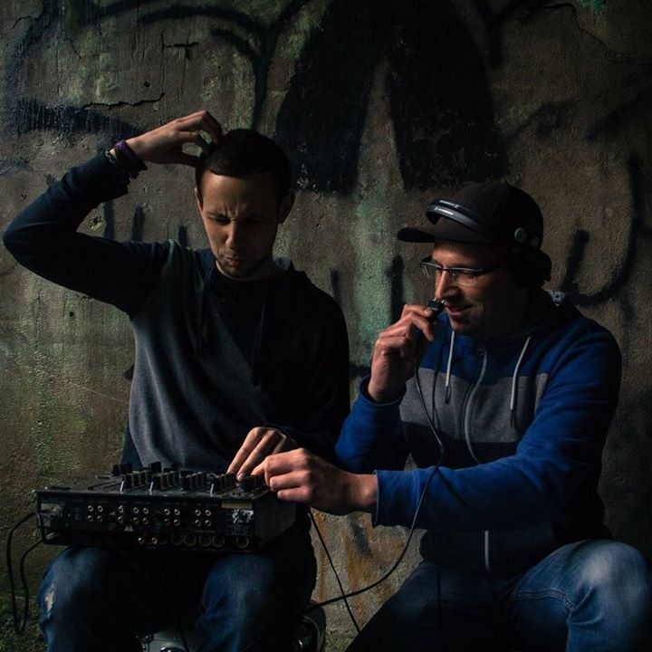 Hawndie & Ollo @ SommerSonnenWende 2k17 Festival - Beutersitz, Germany