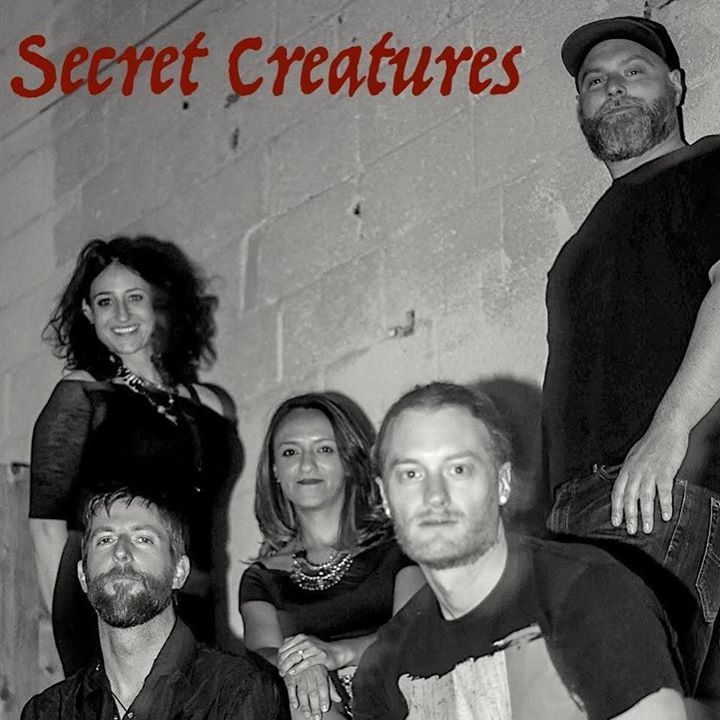Secret Creatures Tour Dates