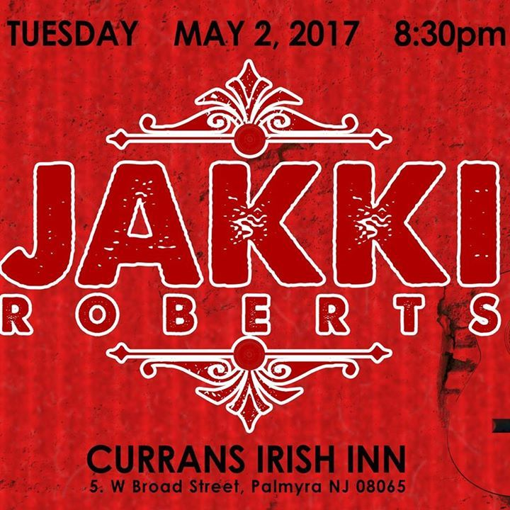 Jakki Roberts Tour Dates