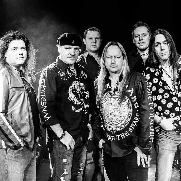 CoverSnake - A Tribute To Whitesnake Tour Dates