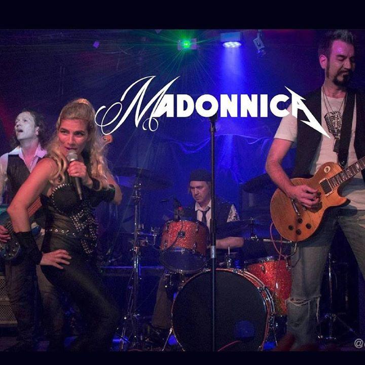 Madonnica Tour Dates