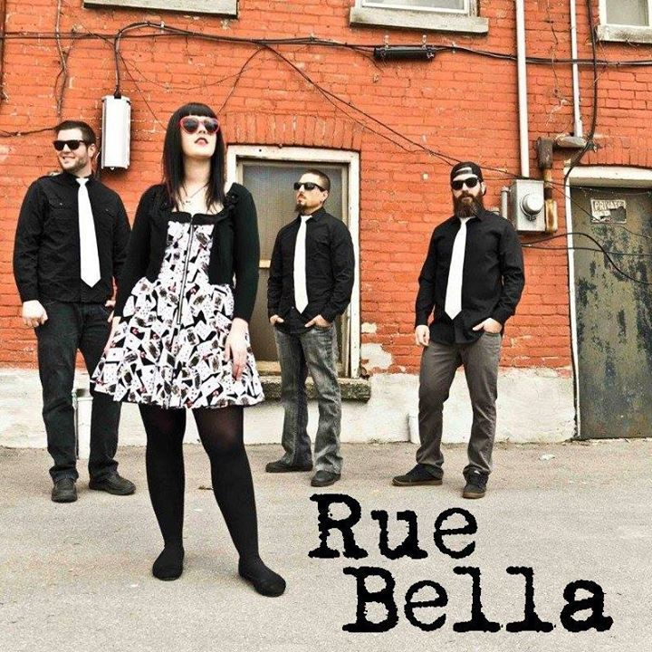 Rue Bella @ Mavricks Music Hall - Barrie, ON