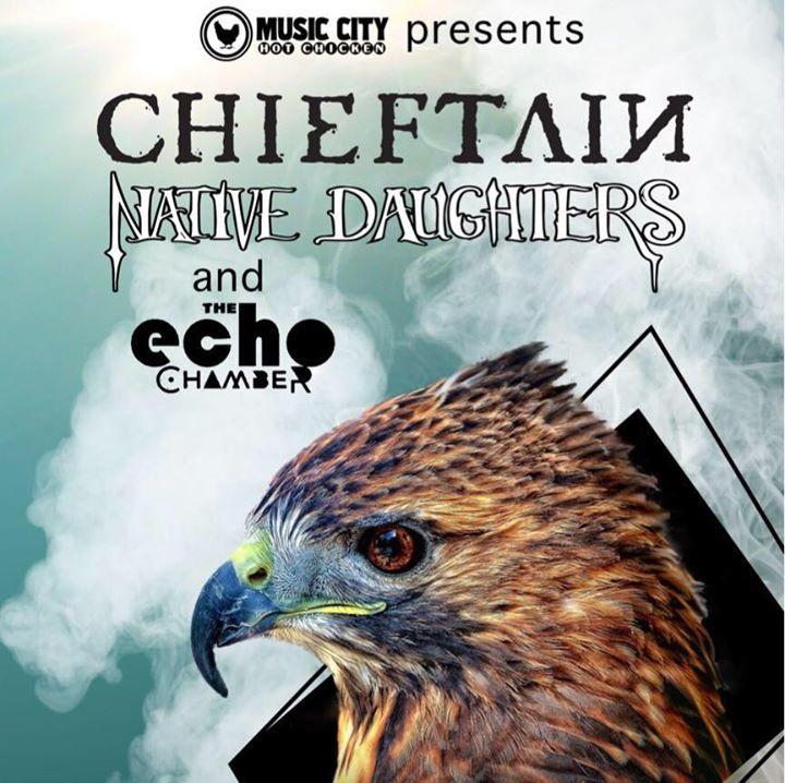 Chieftain Tour Dates