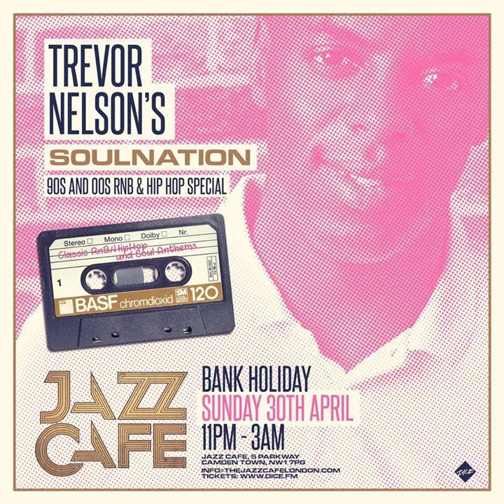 Trevor Nelson @ Koko - London, United Kingdom
