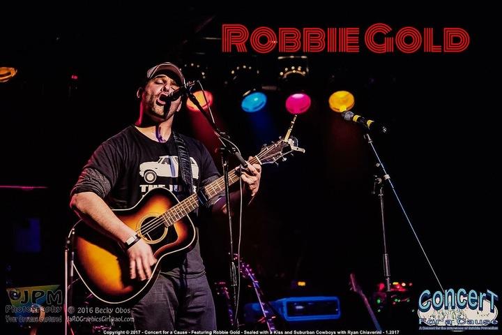 Robbie Gold Tour Dates