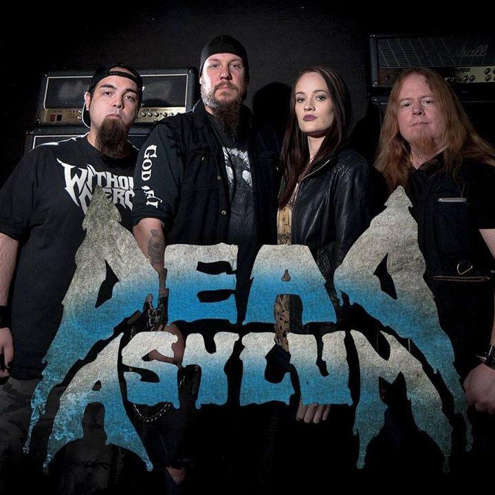 DEAD ASYLUM @ Buzzbin Art & Music Shop - Canton, OH